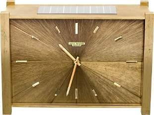 Patek Philippe Solar Clock, circa 1963