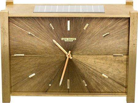 58006: Patek Philippe Solar Clock, circa 1963