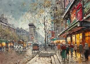 66073: ANTOINE BLANCHARD (French, 1910-1988) Porte Sain