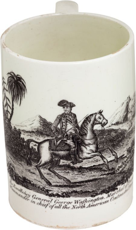 38011: George Washington: Pre-Presidential Liverpool Ta