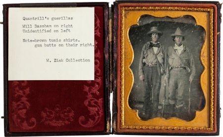44001: Quantrill's Guerillas: A Spectacular Quarter-Pla