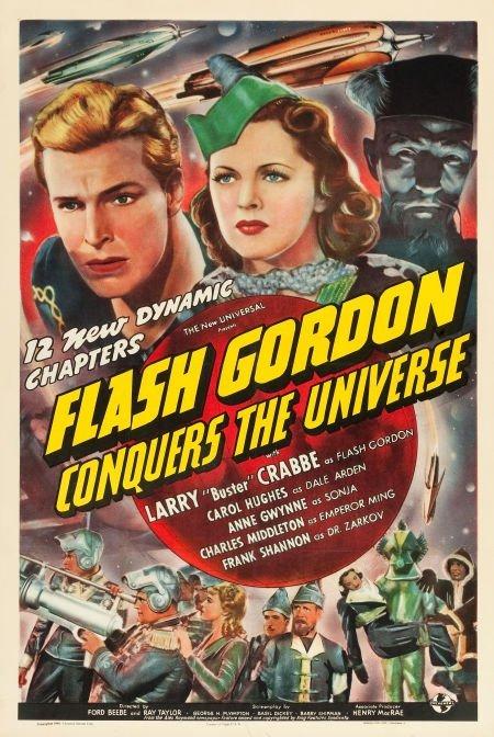 83001: Flash Gordon Conquers the Universe (Universal, 1