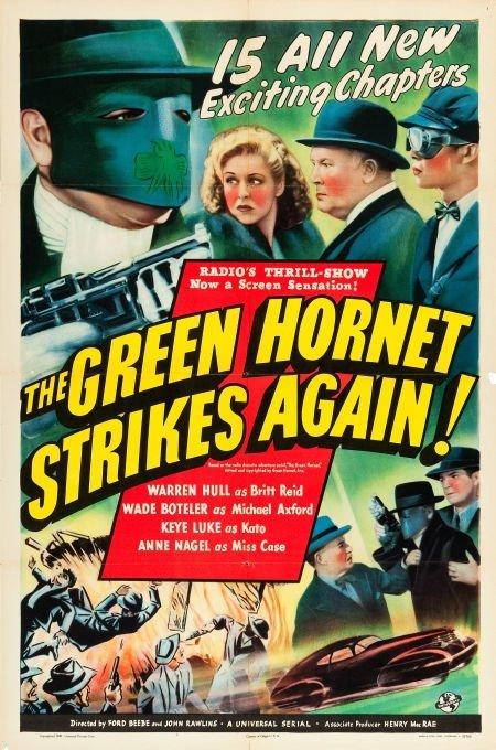83002: The Green Hornet Strikes Again (Universal, 1941)