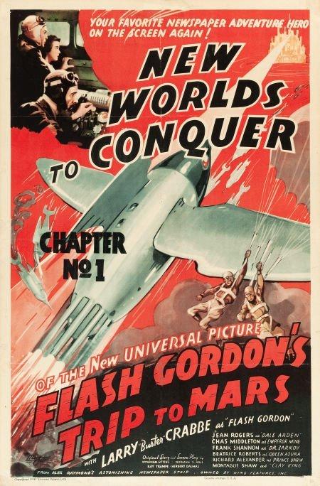 83008: Flash Gordon's Trip to Mars (Universal, 1938). O