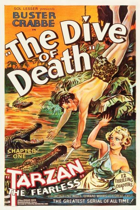 83012: Tarzan the Fearless (Principal Distributing, 193