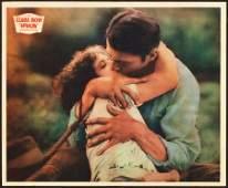 """83479: Hula (Paramount, 1927). Jumbo Lobby Card (14"""" X"""