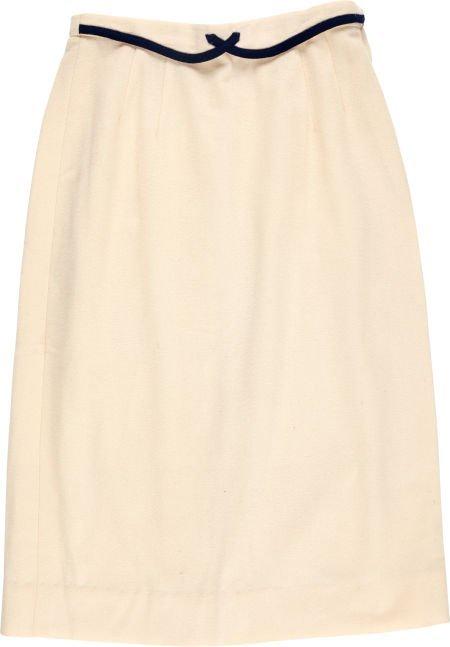 46002: A Marilyn Monroe Skirt, Circa 1950s.