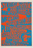 46518 Grateful Dead with Michael McClure Straight Thea