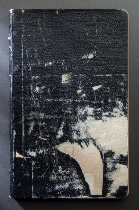 89009: RENOIR'S LEDGER OF FAMILY EXPENSES AND PICTURES
