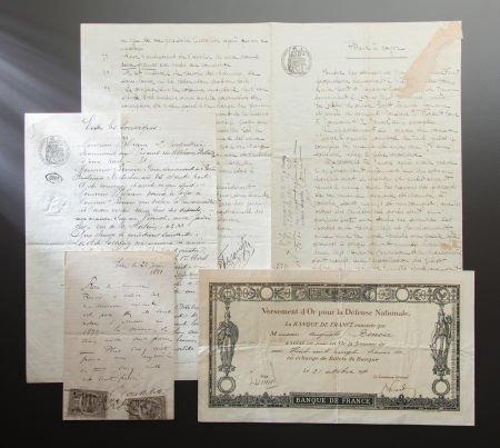 89016: RENOIR'S FINANCIAL DOCUMENTS  THE RENOIR COLLECT