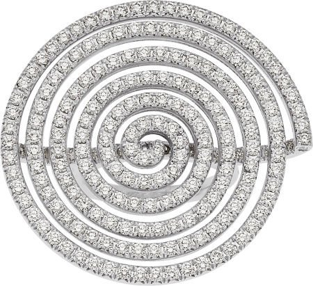 64002: Adler Diamond, White Gold Ring