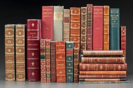 62637: AN ASSORTMENT OF TWENTY-SEVEN VOLUMES, THE MAJOR