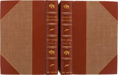 36015: [Texas]. George Wilkins Kendall. Narrative of th