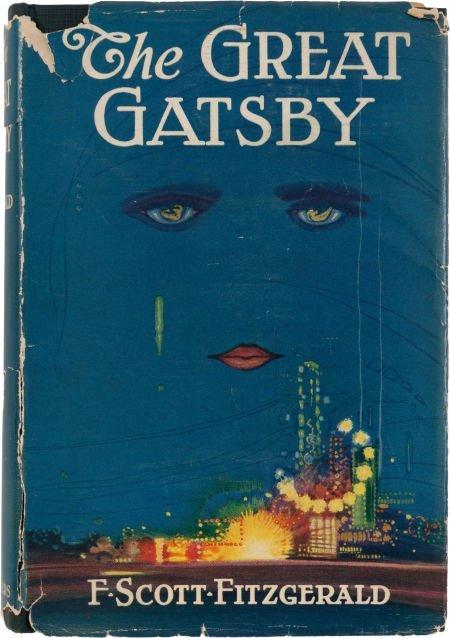 36174: F. Scott Fitzgerald. The Great Gatsby. New York:
