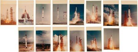 40003: Project Mercury Development (Pre-Manned) Archive