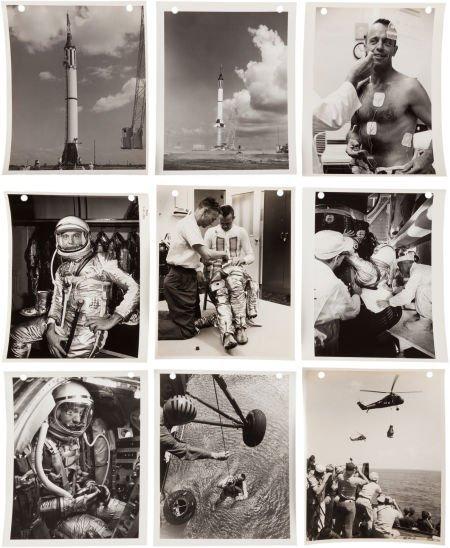 40016: Mercury-Redstone 3 (Freedom 7) and Alan Shepard: