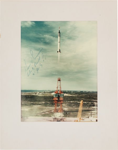 40017: Mercury-Redstone 4 (Liberty Bell 7) Color Launch