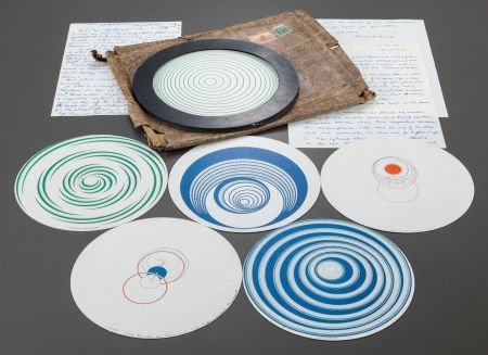 64024: MARCEL DUCHAMP (French, 1887-1968) Rotoreliefs (