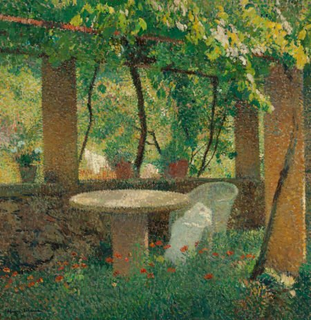 63047: HENRI JEAN GUILLAUME MARTIN (French, 1860-1943)