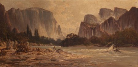 70001: MANUEL VALENCIA (American , 1856-1935) Full View