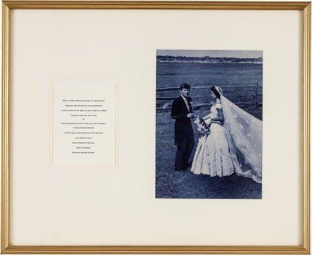 38010: John F. Kennedy and Jacqueline Kennedy: Wedding