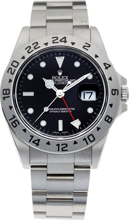 60008: No Shipping into the U.S. - Rolex Ref. 16570 Exp
