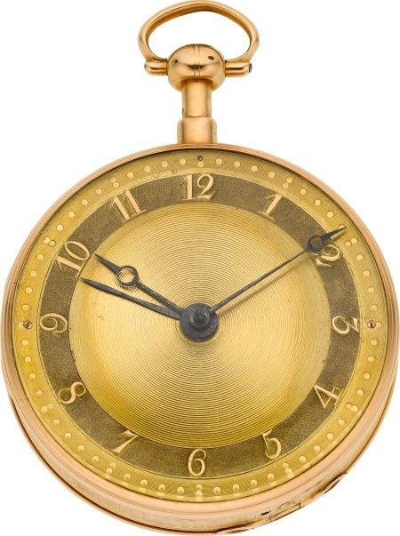 61025: Recordon Late Emery, London, No. 7420 Rare Gold