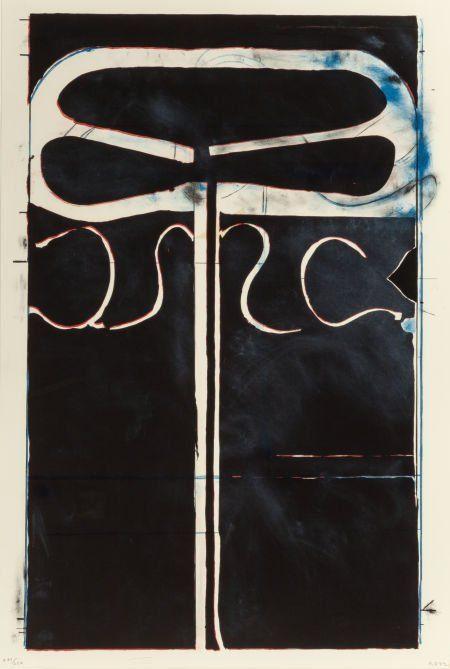 65110: RICHARD DIEBENKORN (American, 1922-1993) Untitle