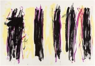 65126: JOAN MITCHELL (American, 1926-1992) Trees III, 1