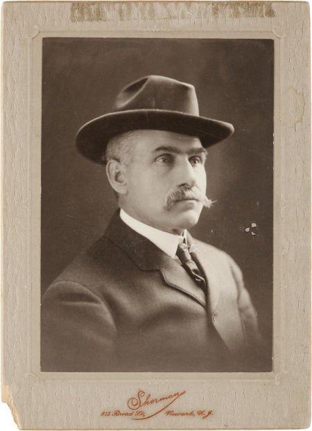 44015: Frank Butler: The Classic 1903 Portrait.