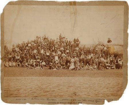 44024: Buffalo Bill's Wild West, 1887: A Monumental Cas
