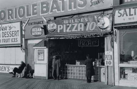 65011: GEORGE DANIELL (American, 1911-2002 Coney Island