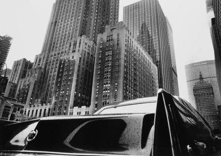 65014: KLAUS SIEBAHN (German, 20th Century) Park Avenue