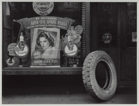 65015: RUDY BURCKHARDT (American, 1914-1999) Priscilla