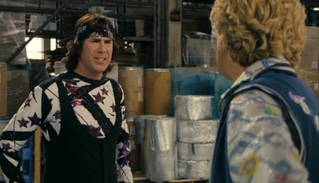 """46178: A Will Ferrell Costume from """"Blades of Glory."""" - 2"""