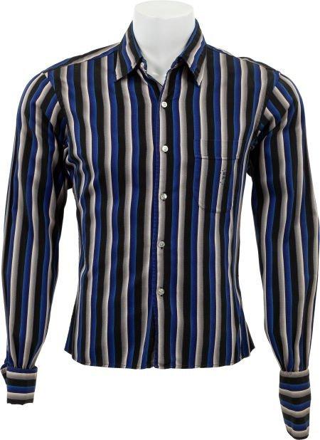 46267: Elvis Presley - An Early Shirt, Circa 1960s.