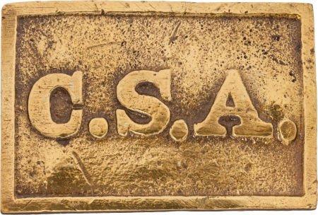 52016: CSA Belt Buckle.