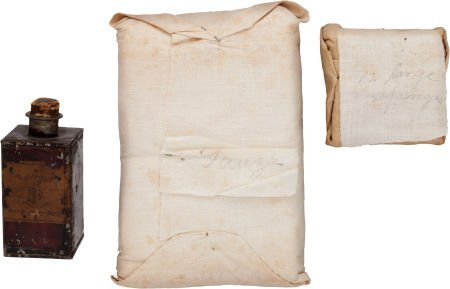 52022: Great Group of Civil War Period Medical Instrume