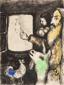 62720: MARC CHAGALL (French/Russian, 1887-1985) The Dov