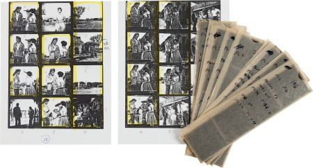 46143: A John Wayne-Related Collection of Original Blac