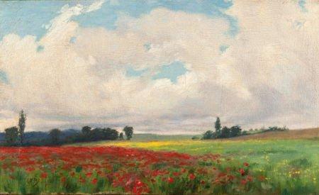 70010: CHARLES FRANCIS BROWNE (American, 1859-1920) A F