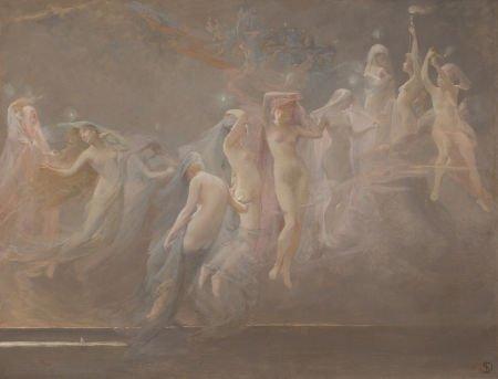 70020: SARAH PAXTON BALL DODSON (American, 1847-1906) T