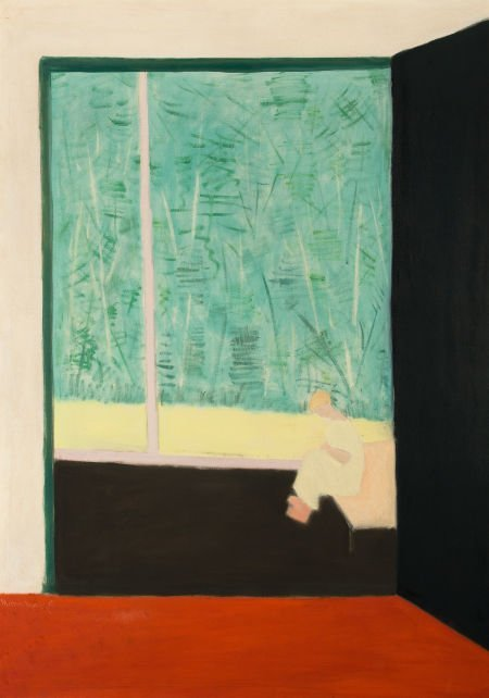 70159: MILTON AVERY (American, 1885-1965) From the Stud