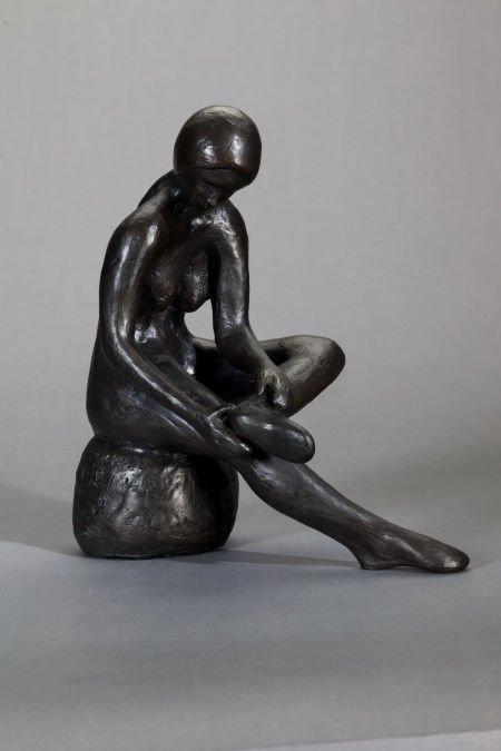 54008: MICHAEL NARANJO, SANTA CLARA (b. 1944) Untitled