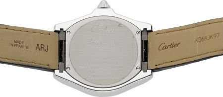 60085: Cartier Ref. 3312 Steel Roadster Automatic, circ - 2