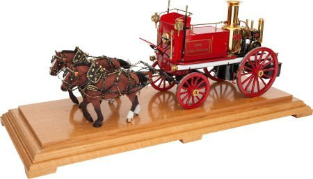 87011: MAXWELL HEMMENS LIVE STEAM SCALE MODEL SHAND MAS