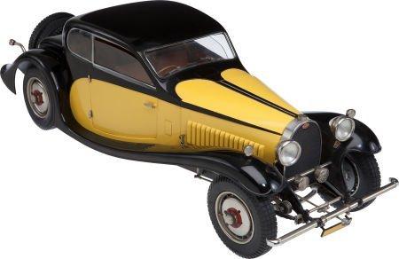 97006: Pocher K76 1933 Bugatti Type 50T 1:8 Scale Model