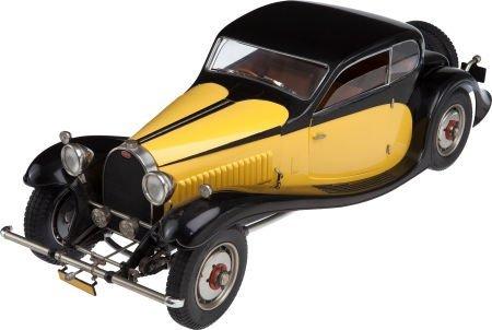 97006: Pocher K76 1933 Bugatti Type 50T 1:8 Scale Model - 2