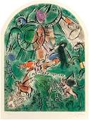 72008: MARC CHAGALL (French/Russian, 1887-1985) The Tri
