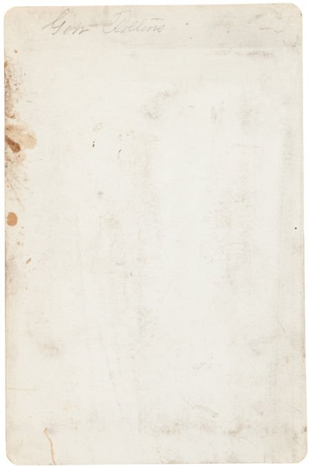 49415: Union Major General John Aaron Rawlins: Albumen  - 2